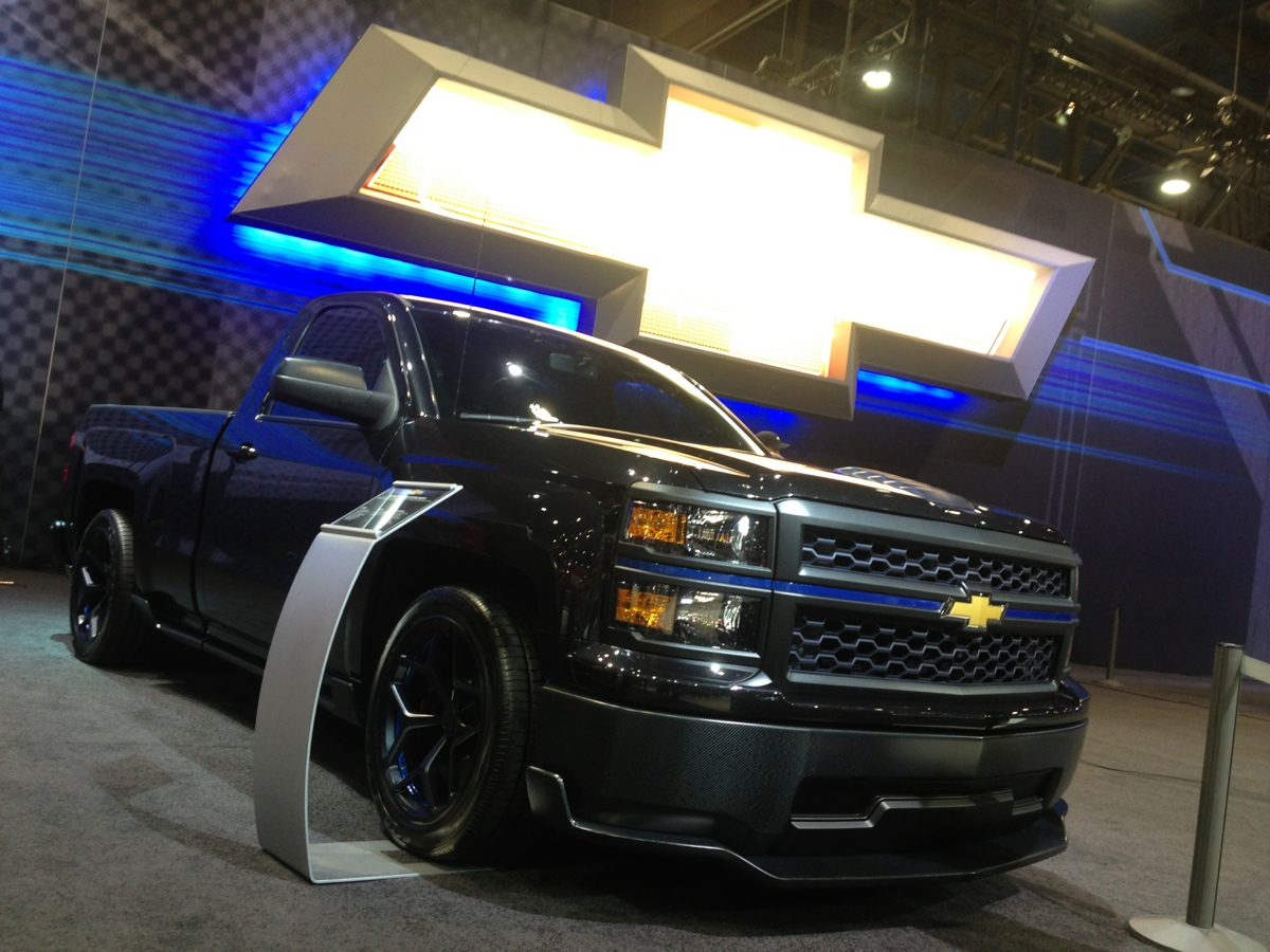 The Chevy Cheyenne Concept is an Old Name with an All-New Style ...